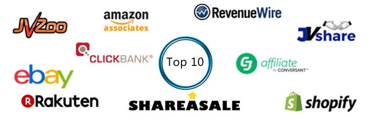 Top 10 Affiliate Marketing Platforms