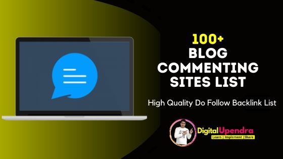 blog commenting sites list Link Building